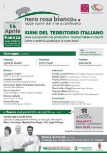 Suini del Territorio Italiano