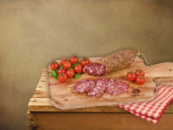 Salsiccia di Maiale Nero Casertano
